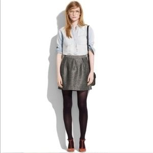 Madewell Broadway & Broome Mini Skirt with Pockets